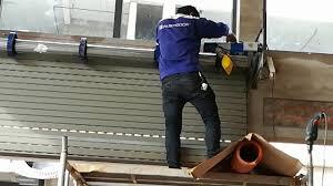 Dịch vụ sửa cửa cuốn chuyên nghiệp tại Bến Tre
